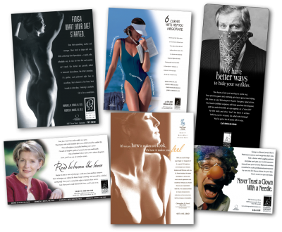 Plastic surgery advertising and marketing experience